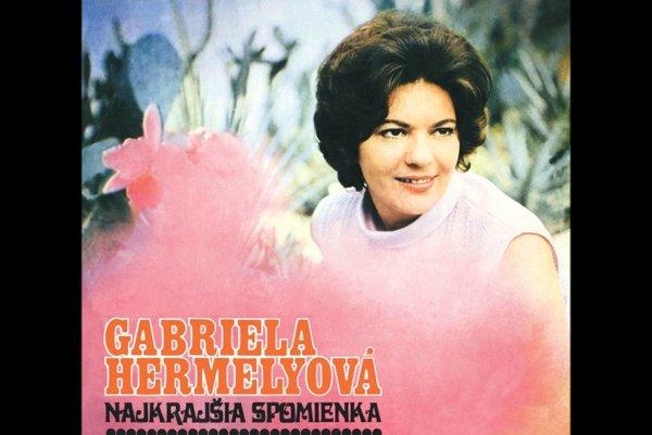 Frofilový album Gabriely Hermelyovej z roku 1971