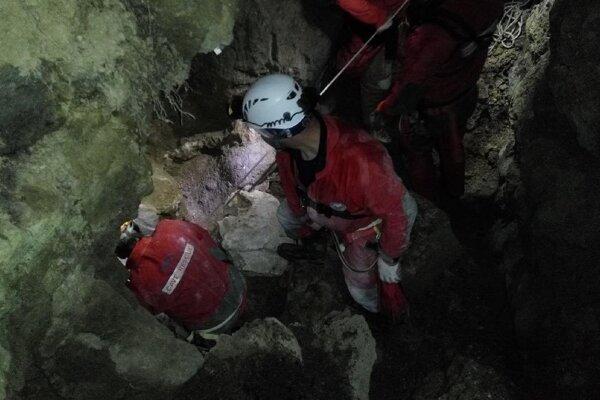 Zranenia jaskyniara boli veľmi vážne.