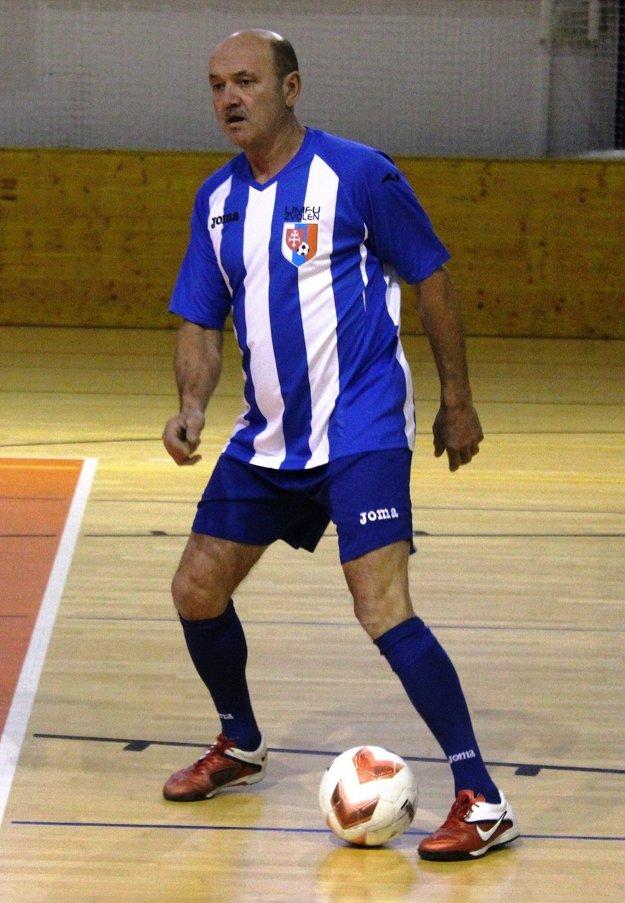 Ján Bosák v akcii
