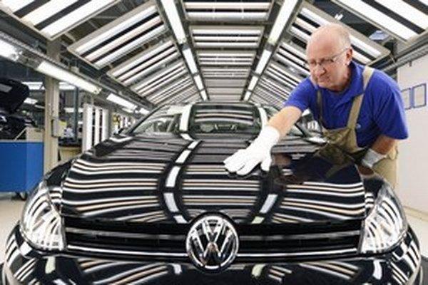 Automobily značky Volkswagen získali v prieskume prvé miesto.