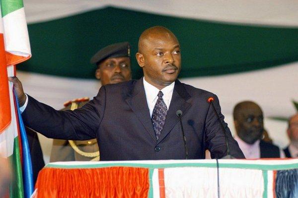 Prezident Burundi Pierre Nkurunziza.