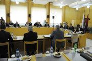 Výjazdové rokovanie vlády SR v meste Sabinov 22. augusta 2016.