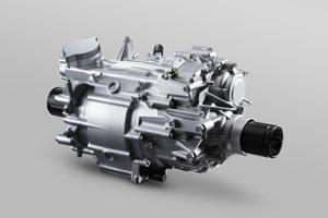 Honda FCX Concept prevodovka