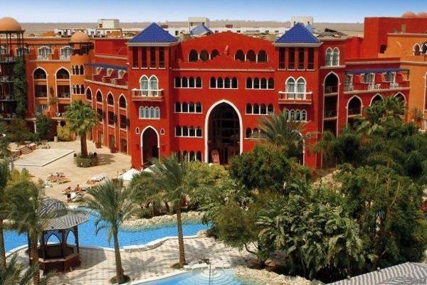 Egyptská Hurghada je obľúbené letovisko aj v jesenných mesiacoch.