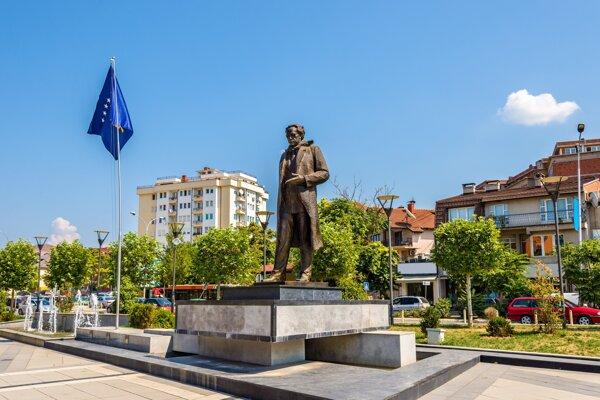Kosovská Priština, ilustračné foto.