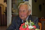 Vojtech Niksch nedávno oslávil deväťdesiate narodeniny.
