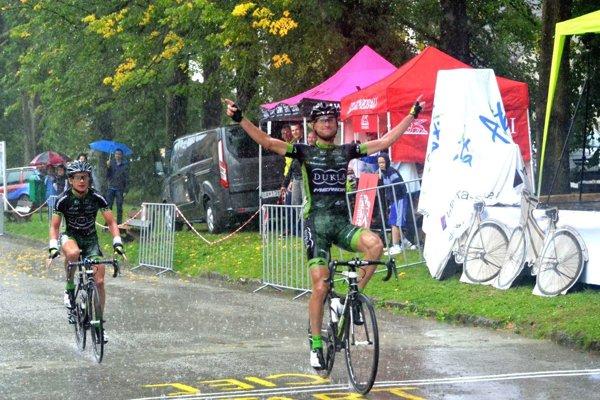 Patrik Tybor vyhral Slovenské Pyreneje po druhý raz.