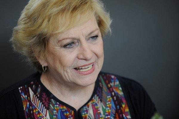 Věra Čáslavská zomrela vo veku 74 rokov.