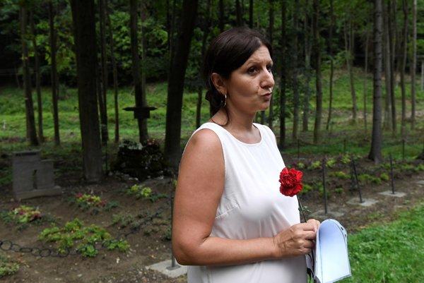 Zuzana Kumanová odhaduje, že počas SNP prišlo o život až 1400 Rómov.