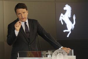 Taliansky premiér túži, aby jeho krajina usporiadala v čo najbližšom čase olympijské hry.