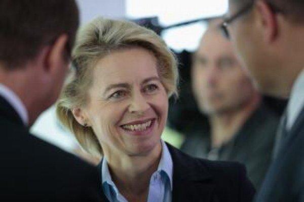 Ursula von der Leyenová.