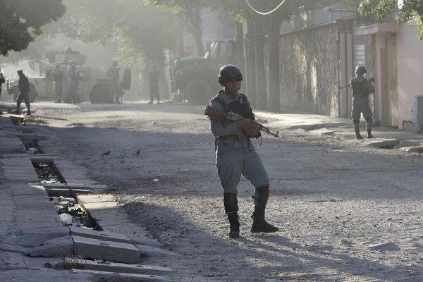 Po odchode spojeneckých vojsk sa bezpečnosť v Afganistane zhoršila.