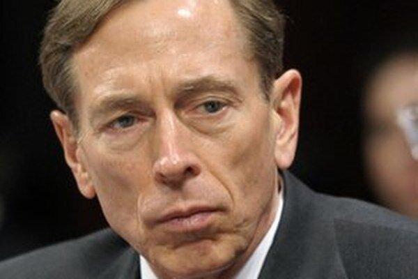 Bývalý šéf CIA David Petraeus.