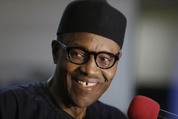 Nový nigérijský prezident Muhammadu Buhari.