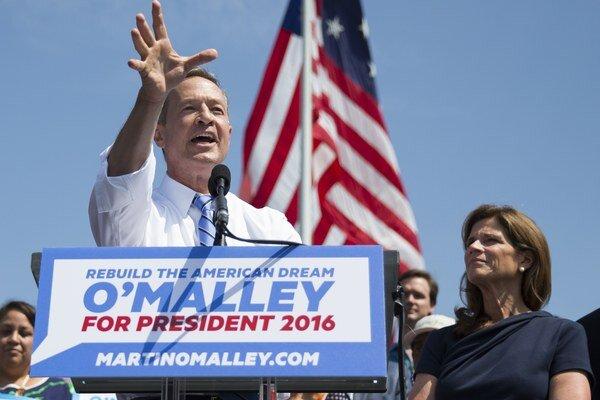 Bývalý guvernér amerického štátu Maryland má 52 rokov.