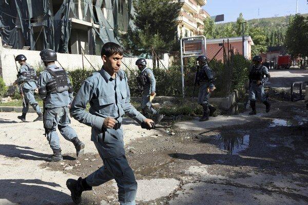 Afganské bezpečnostné sily zabili štyroch vzbúrencov Talibanu.