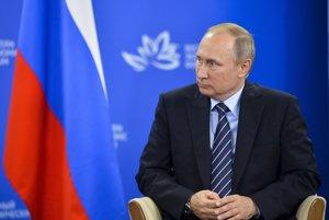 Putin sa ešte nerozhodol, či bude znova kandidovať za prezidenta.