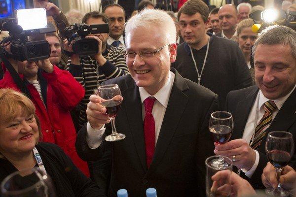 Josipovič sa pokúsi o comeback s novou stranou.