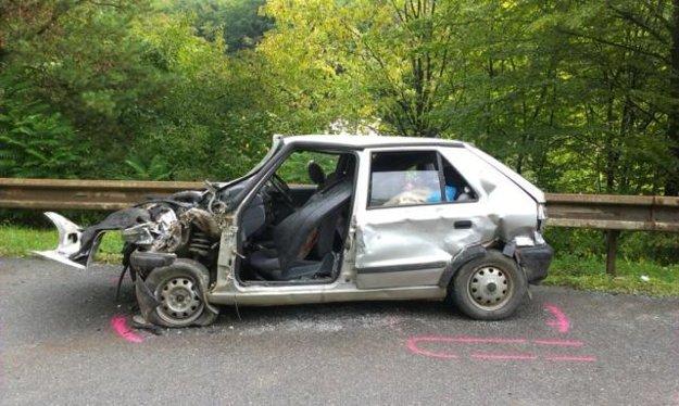 Vo felici zahynul malý chlapec, vodička sa ťažko zranila.