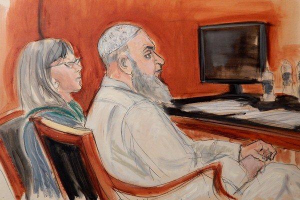 Chálid al-Favváz pred súdom.