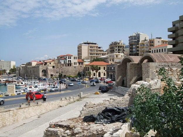 Heraklion je najväčšie mesto na Kréte.