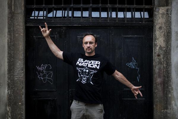 Rudi Rus, moderátor Rádia_FM.