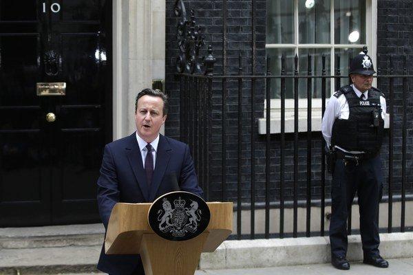 David Cameron začína svoje druhé a podľa jeho slov aj posledné funkčné obdobie v kresle britského premiéra.