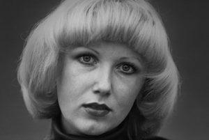 Marika Gombitová v roku 1976.