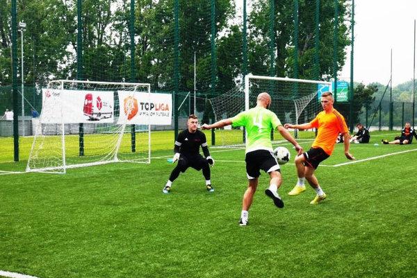 V Bratislave hrá TOP ligu 110 mužstiev v štyroch ligových úrovniach. Po Trnave chce vedenie súťaže expandovať aj do Nitry.