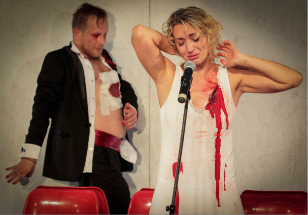 Tri fúrie, Teatr H. Modrzjewskej v Legnici, DN 2012