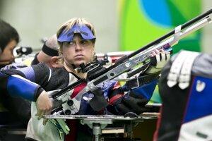 Vadovičová získala v Riu už svoju druhú zlatú medailu.