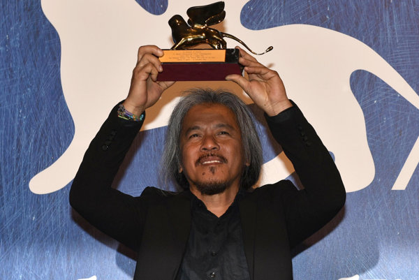 Filipínsky režisér Lav Diaz.