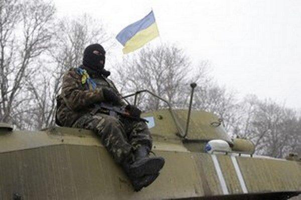 Donbas zažíva v poslednom týždni najhoršie boje za uplynulé tri mesiace.