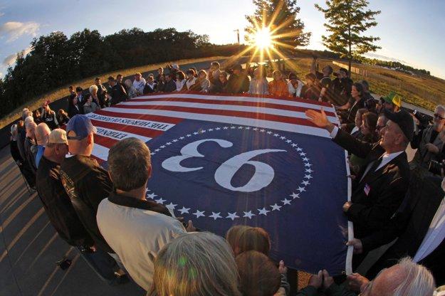V Pensylvánii si uctili pamiatku obetí letu č. 93.