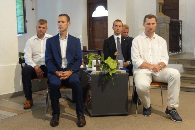 Športoví reprezentanti, kluby Nitry a ich predstavitelia si prevzali Ceny mesta Nitry, Čestné občianstvo aj Ceny primátora mesta.