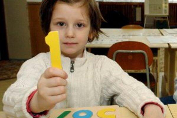 Zápis prvákov do prievidzských škôl bude 3. februára.