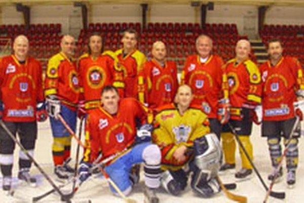 Old Boys HC Topoľčany.