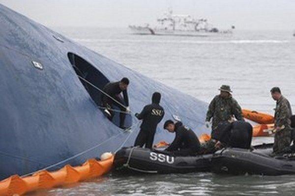 Po havárii trajektu Sewol rozpustia v Kórei pobrežnú stráž.