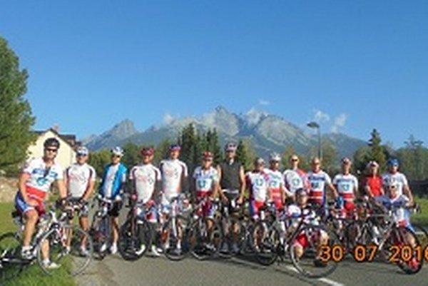 Cyklisti zvládli obe náročné trate.