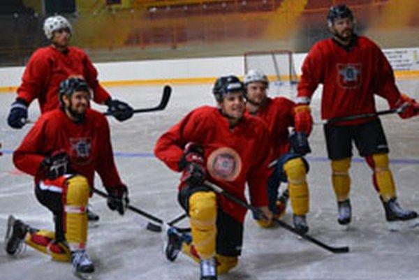 Topoľčany vo štvrtok dopoludnia absolvovali ďalšiu tréningovú jednotku na ľade.
