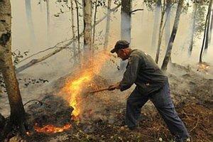 Požiar spôsobili farmári, ktorí pálili trávu na svojich pozemkoch.