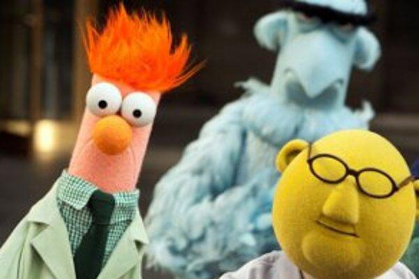 Do kín prichádza nová komédia The Muppets.