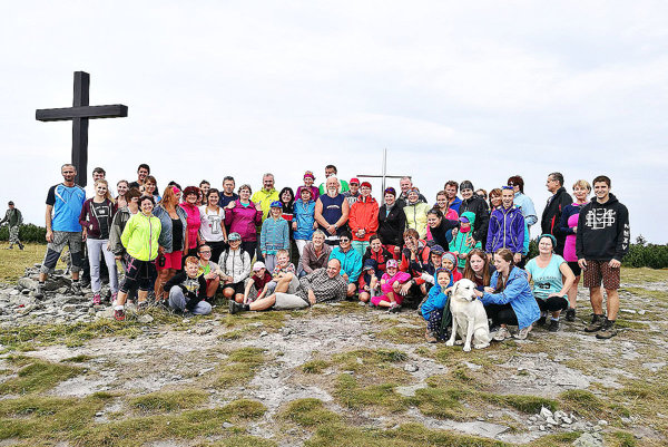 Na vrchole Pilska si Srdce pre Darinku zaknihovalo druhý úspešný ročník.