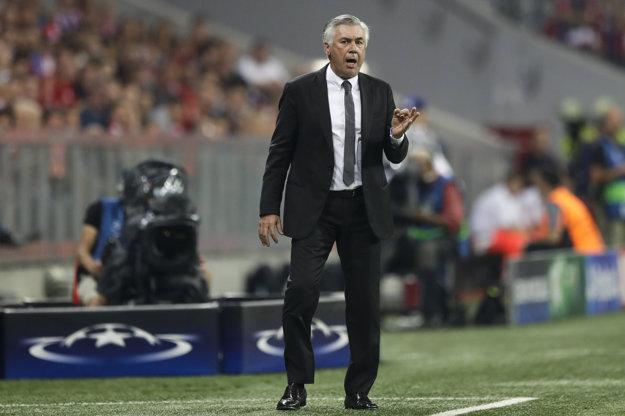 Real Madrid k trofeji Ligy majstrov doviedol. Podarí sa to Carlovi Ancelottimu aj s Bayernom Mníchov? Debut mu vyšiel.