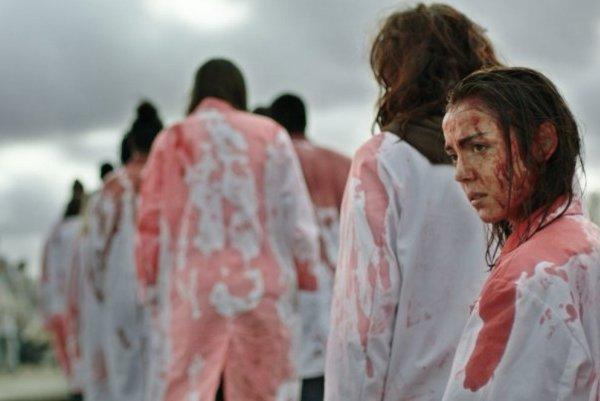 Hrdinkou filmu Grave je študentka - kanibalka.