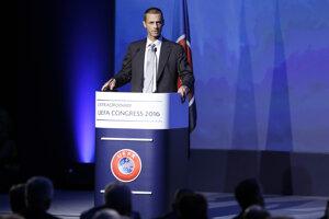 Čeferin je novým šéfom UEFA.