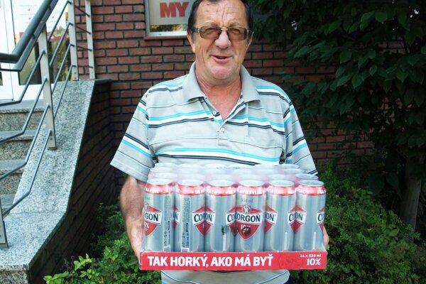 Víťazom 7. kola (po žrebe) sa stal Pavel Hrnčár z Nitry. Z redakcie si odniesol kartón piva Corgoň od spoločnosti Heineken.