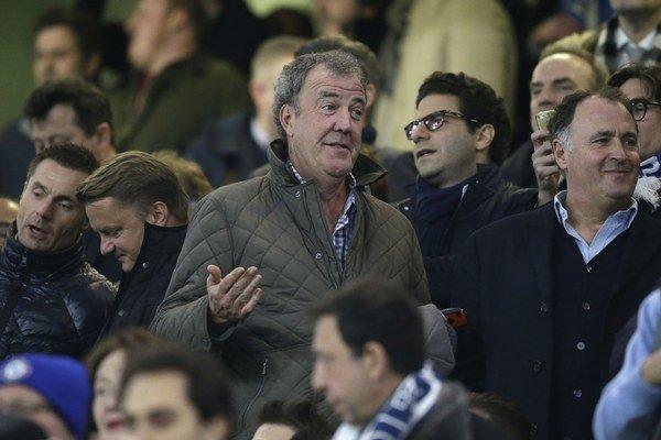 Exmoderátor Jeremy Clarkson.