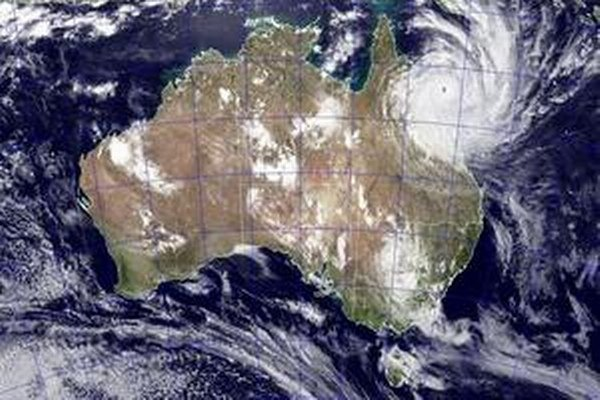 Cyklón Yasi pôvodne vznikol pri Fidži. Zasiahol severovýchodnú Austráliu.