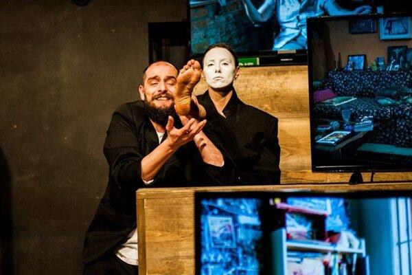 Poľskí divadelníci prinesú do hlavného programu videoinštaláciu Kantor Downtown z divadla Teatr Polski Bydgoszcz.